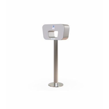 Hand sanitizer dispenser_gray